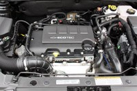 2011 Chevrolet Cruze Eco engine