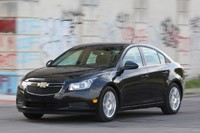 2011 Chevrolet Cruze Eco driving