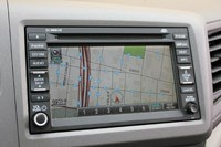 2012 Honda Civic Hybrid instrument panel