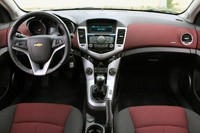 2011 Chevrolet Cruze Eco interior