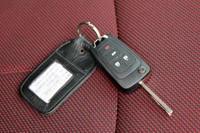 2011 Chevrolet Cruze Eco keys