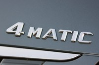 2011 Mercedes-Benz CL550 4Matic badge