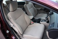 2012 Honda Civic EX Sedan front seats