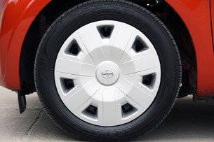 2012 Scion iQ wheel