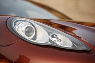 2011 Porsche Panamera V6 headlight