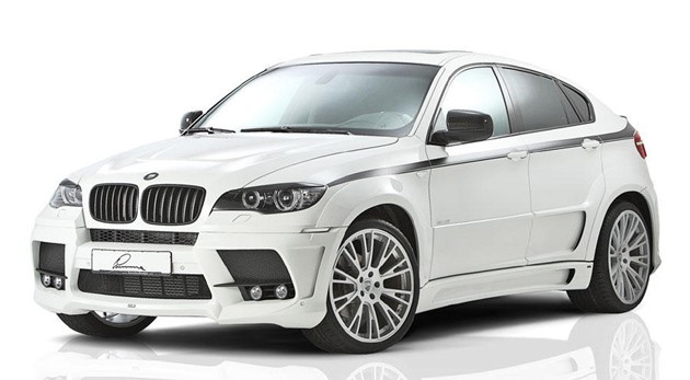Lumma Design 2011 BMW X6
