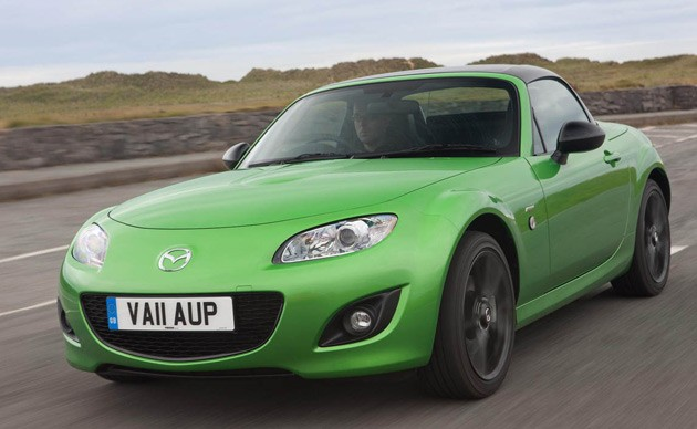 Mazda MX-5 Miata Black Limited Edition