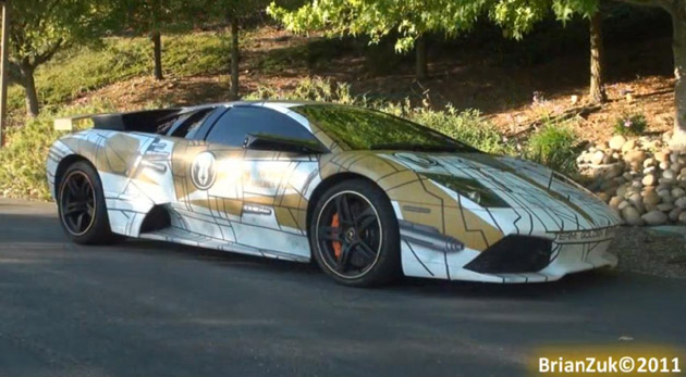2009 Lamborghini LP 640 Star Wars