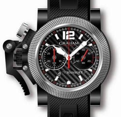 Graham Chronofighter for Mansory
