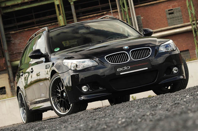 Edo Competition BMW M5 Dark Edition