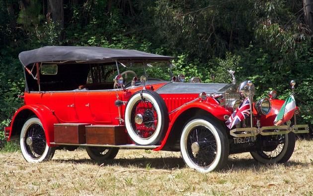 1925 Rolls-Royce Phantom - ex-Maharaja of Kotah