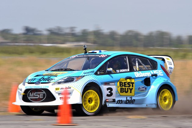 Ford Fiesta RallyCross