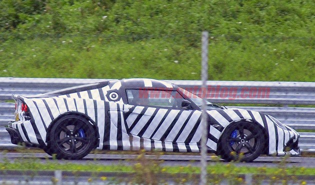 spy photo lotus exige