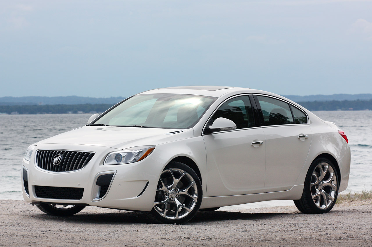 buick autotalk regal the gs review