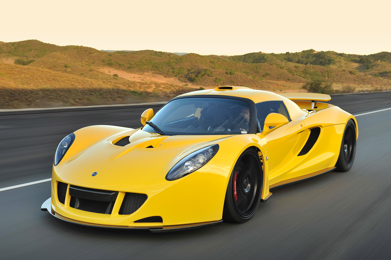 How Powerful Is The Hennessey Venom Gt Just You Watch