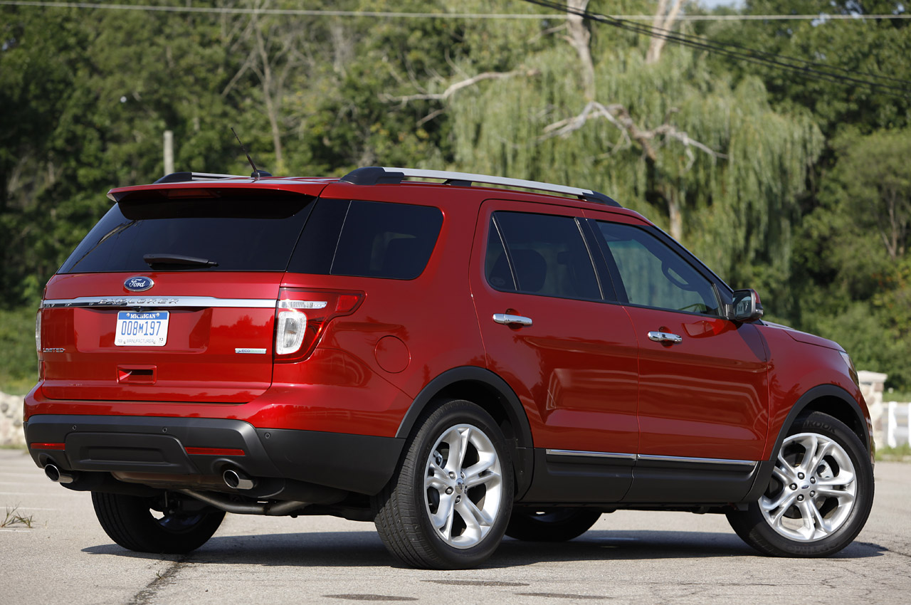 2012 Ford Explorer Ecoboost