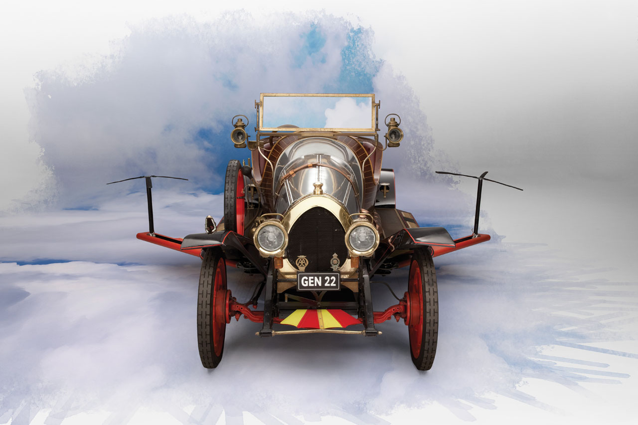 Chitty Chitty Bang Bang Replica Photo Gallery Autoblog