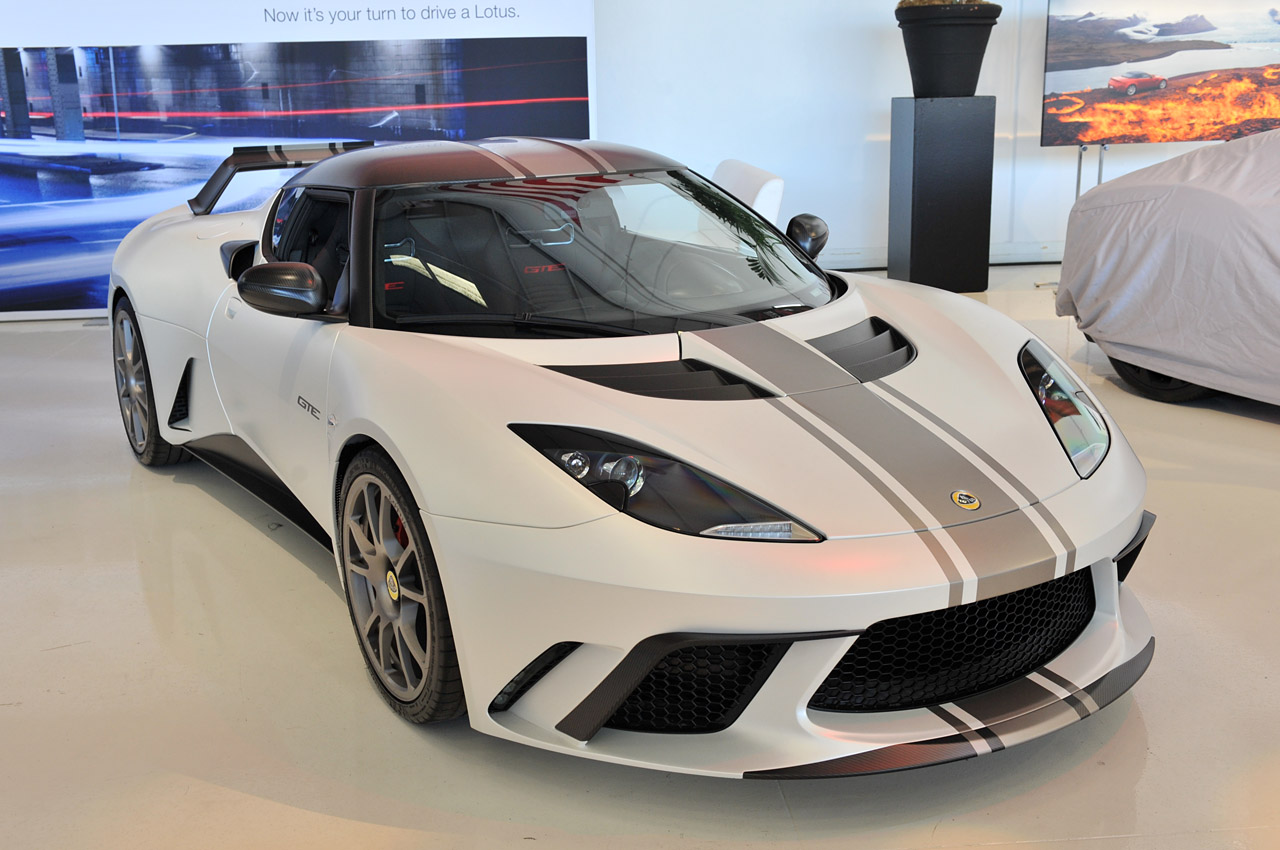 monterey 2011 lotus evora gte road car concept photo gallery autoblog. Black Bedroom Furniture Sets. Home Design Ideas