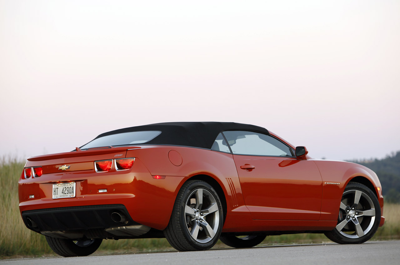 2011 chevrolet camaro ss convertible review photo gallery. Black Bedroom Furniture Sets. Home Design Ideas
