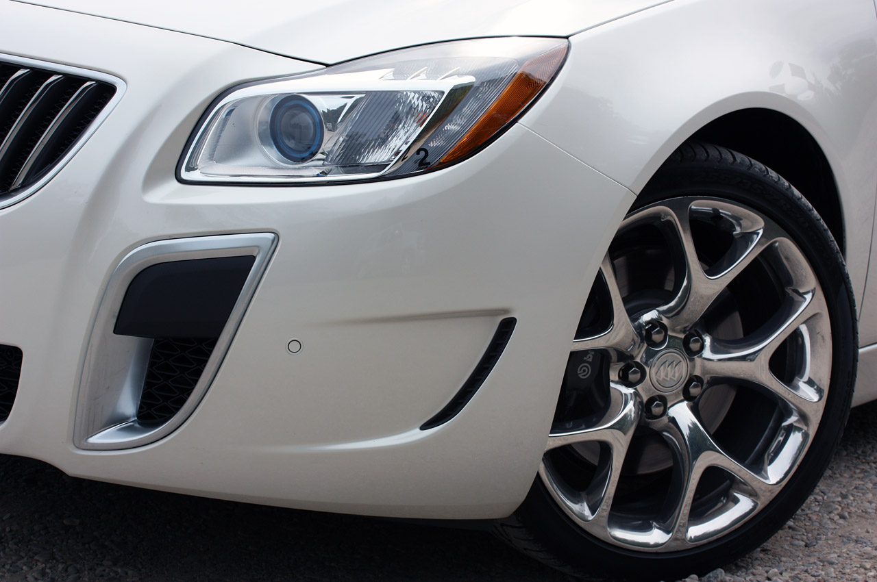 2012 Buick Regal Gs First Drive Photo Gallery Autoblog