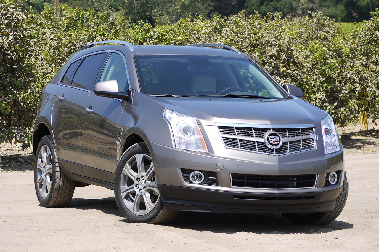 how to start cadillac srx with key