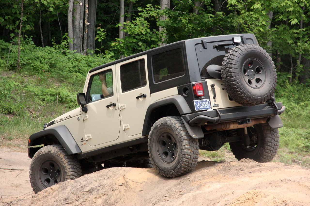 Certified Pre Owned Jeep Wrangler >> 2011 AEV Jeep Wrangler Hemi: Quick Spin Photo Gallery - Autoblog