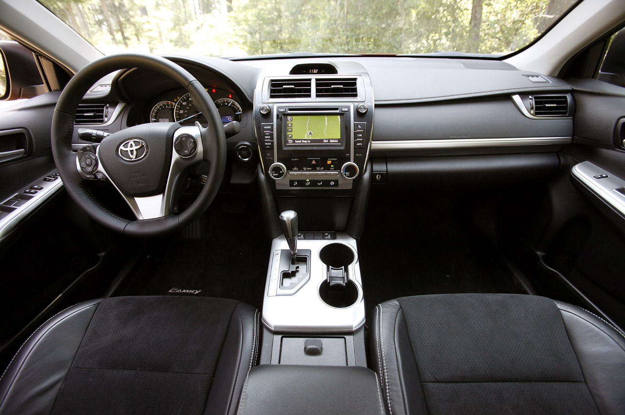 2012 Toyota Camry First Drive Photo Gallery Autoblog 2011 Iat Wiring