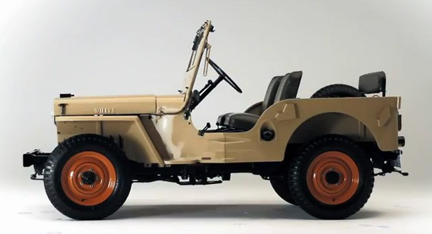 1945 jeep cj