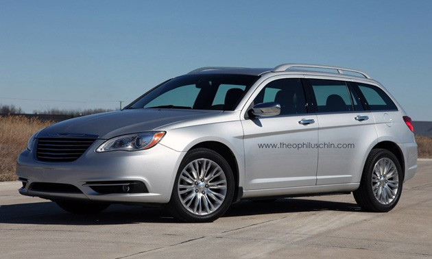 chrysler 200 wagon