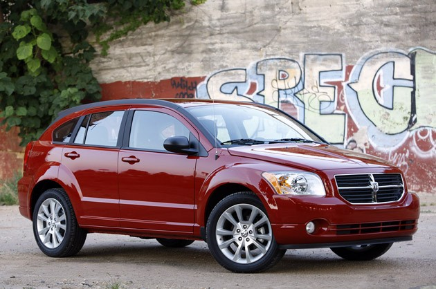 2012 Dodge Caliber Heat