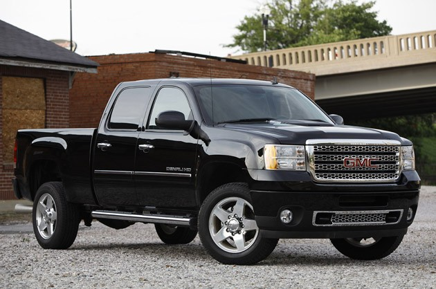 Related Gallery 2011 GMC Sierra Denali: Review