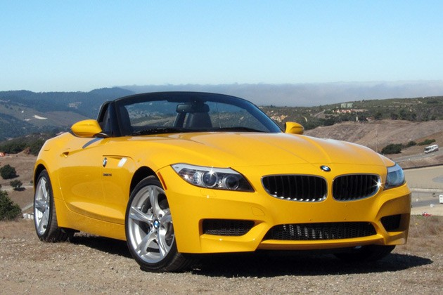 2012 Bmw Z4 Four Cylinder 03 Opt