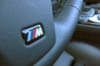 2012 BMW Z4 sDrive28i steering wheel detail
