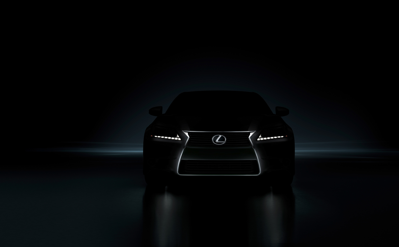 2012 Lexus GS 350 Teasers Photo Gallery Autoblog