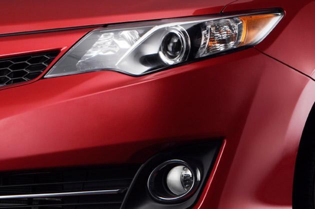 2012 toyota camry teaser image