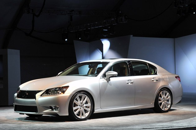 Related Gallery Monterey 2011: 2013 Lexus GS350 Debut
