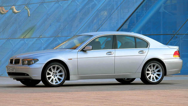 2002 bmw 7 series