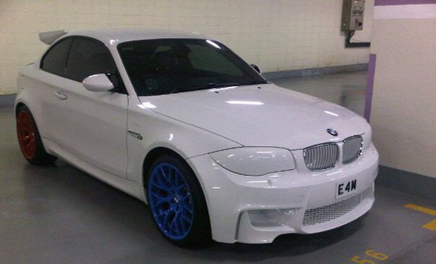 ugly bmw 1 series m coupe