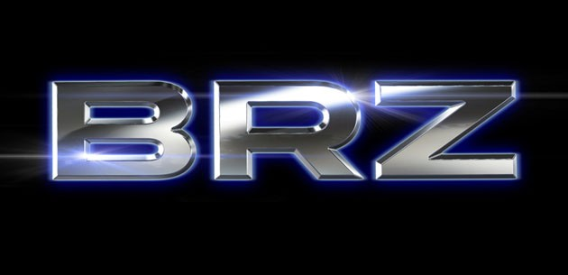 Subaru BRZ logo