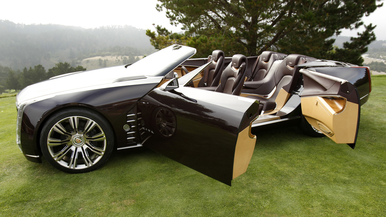 ... is not giving away the Cadillac Ciel concept, Facebookers - Autoblog