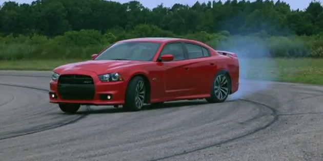 2012 dodge charger srt-8