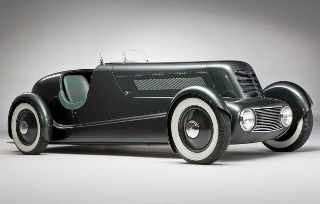 Edsel Ford's Speedster
