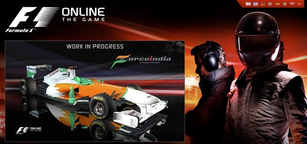F1 Online - The Game by Codemasters