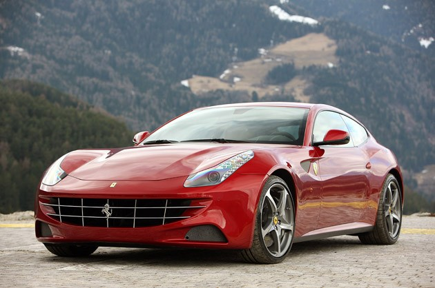 2011 Ferrari FF