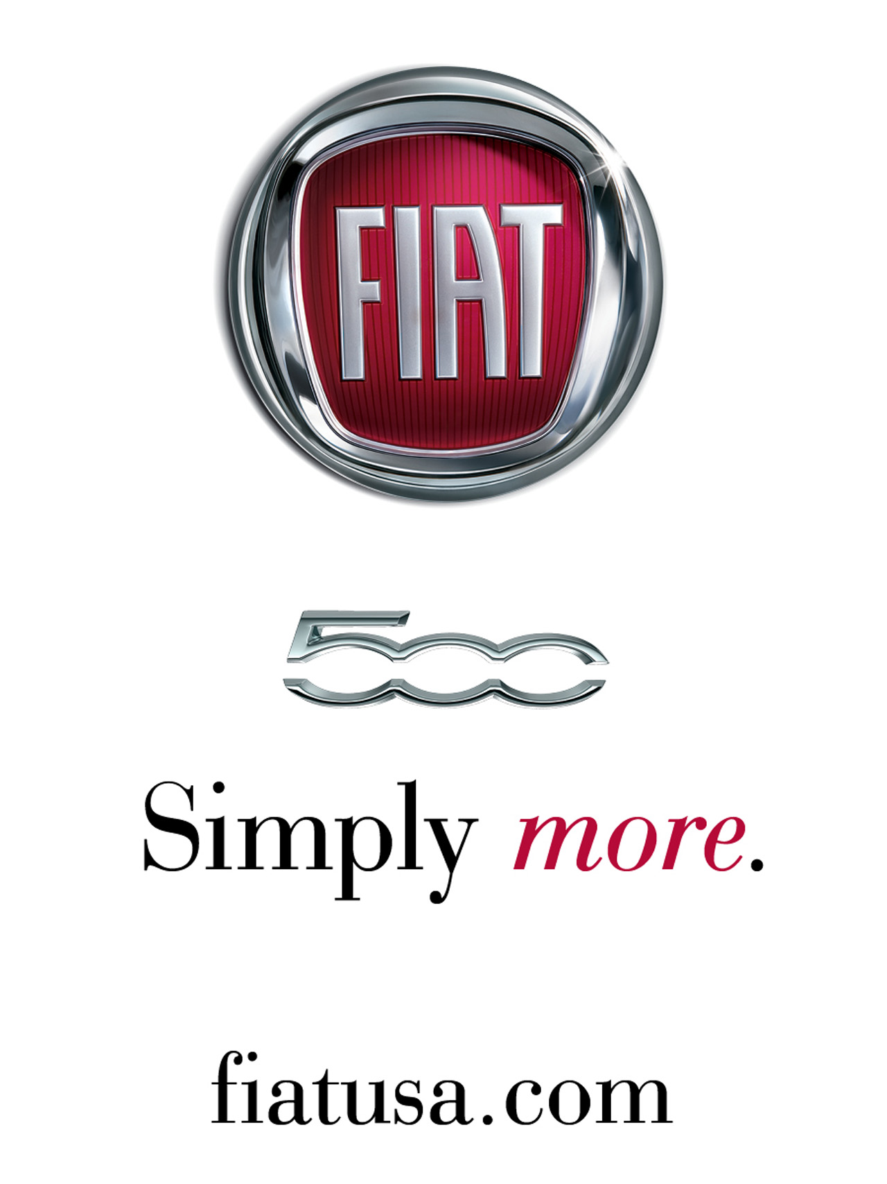 Fiat 500 Marketing Collateral Photo Gallery