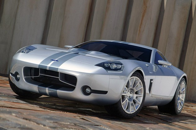 Ford Shelby GR-1 Concept & Pair of Ford concept cars to be auctioned in Monterey | MN Garage ... markmcfarlin.com