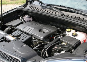 2012 Chevrolet Orlando Ecotec engine