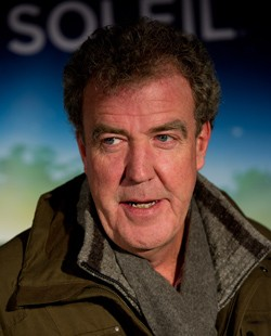 Jeremy Clarkson, headshot