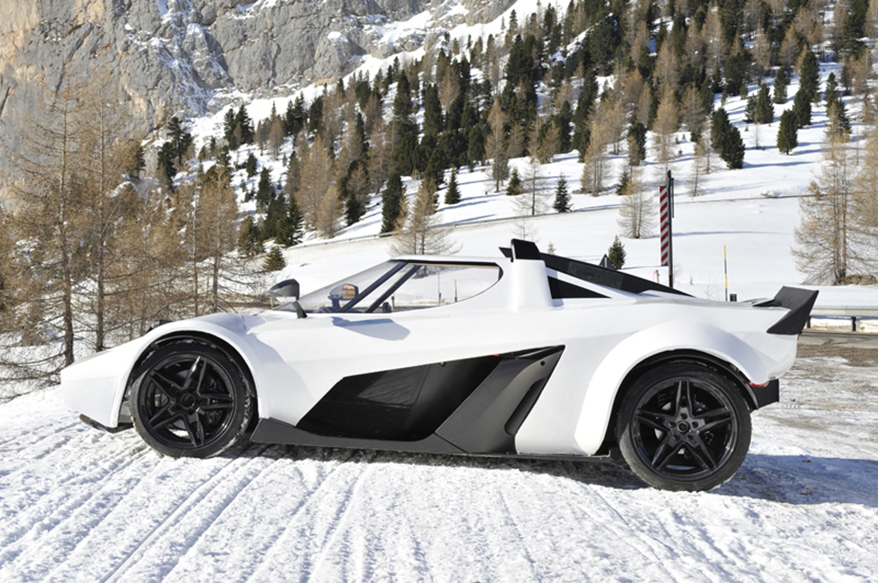 Ktm X Bow Stratosferica Photo Gallery Autoblog