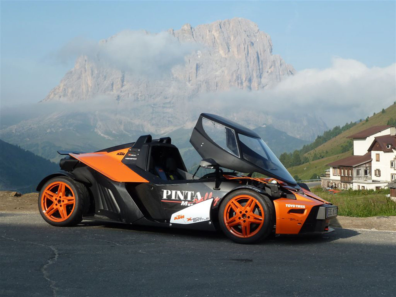 KTM X-Bow Monte Carlo by Montenergy Photo Gallery - Autoblog